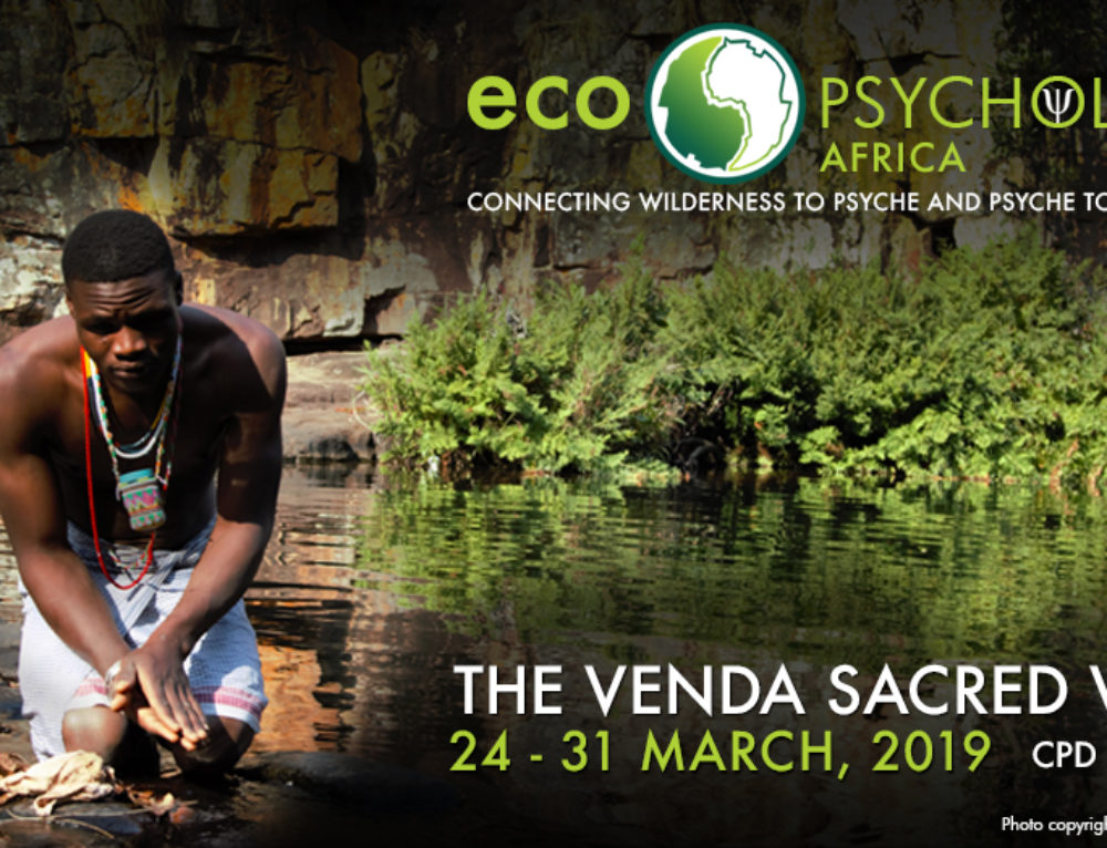 The Venda Sacred Walk 24-31 March, 2019